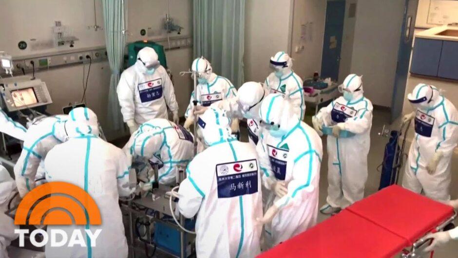WHO Team Begins Investigation Into Coronavirus Origins In China | TODAY