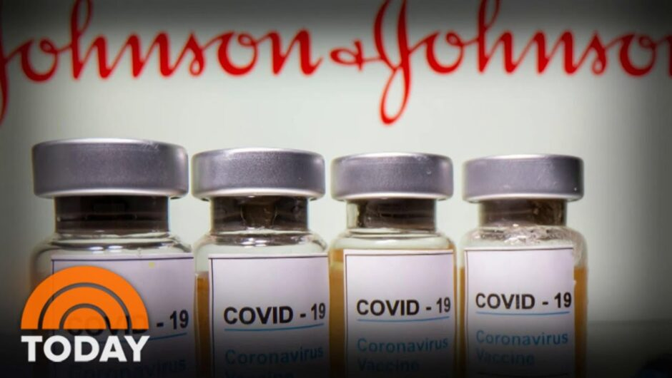Johnson & Johnson Announces Single-Shot COVID-19 Vaccine | TODAY