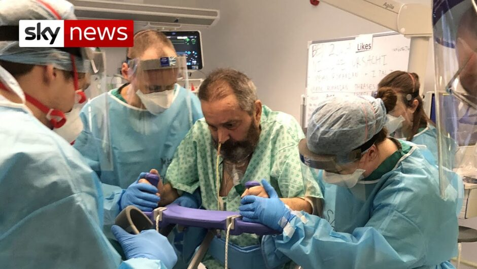 COVID-19: 'People in their 30s are dying' – ITU staff reveal brutal truth of being on frontline