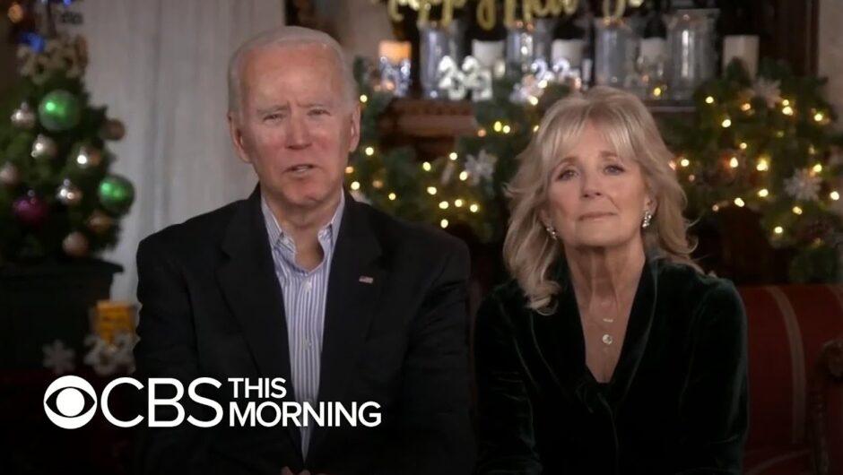Biden to mourn U.S. COVID-19 deaths in nationwide tribute