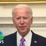 Biden Signs Executive Orders To Fight Coronavirus Pandemic | NBC Nightly News