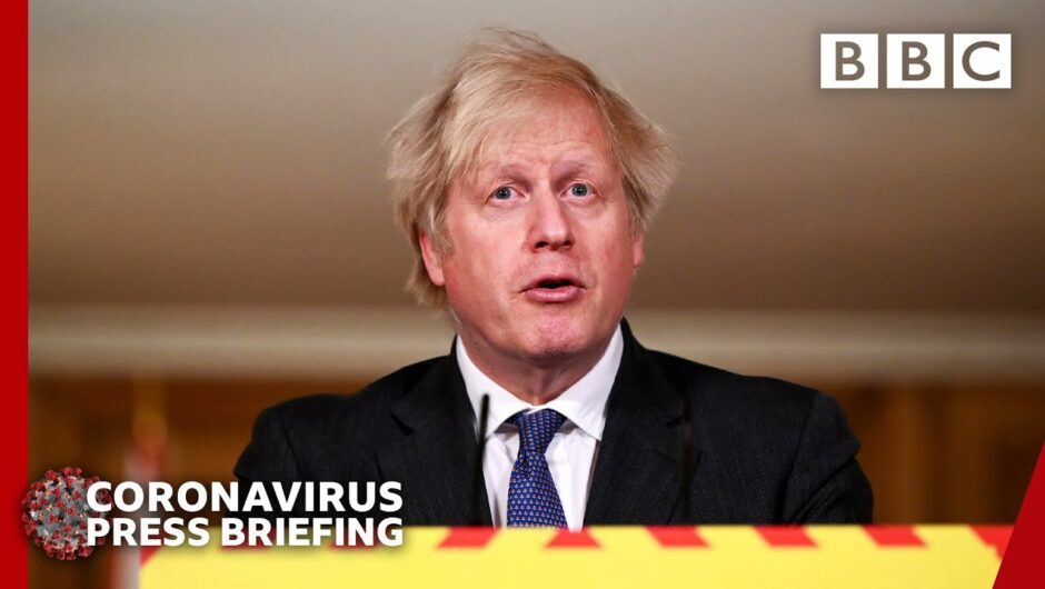 Covid-19: New UK variant 'may be more deadly', Boris Johnson 🔴 @BBC News live – BBC