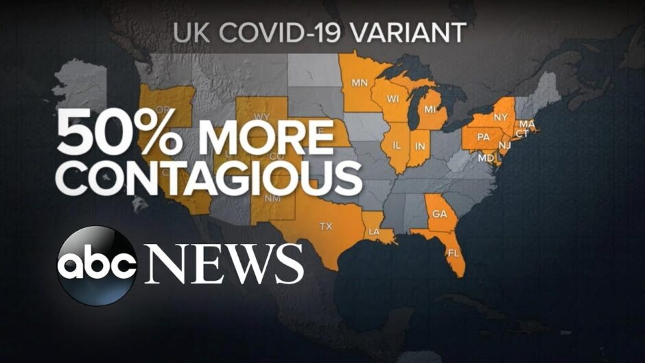 Highly contagious UK COVID-19 variant could be more deadly | WNT