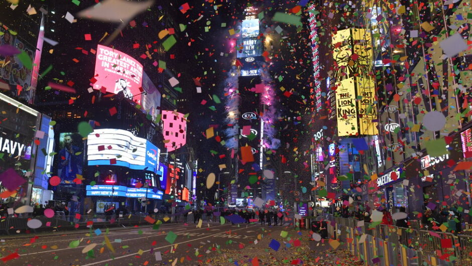 Live New Year's Eve Updates: The Latest