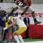 Alabama and Ohio State Reach the National Title Game With Runaway Wins