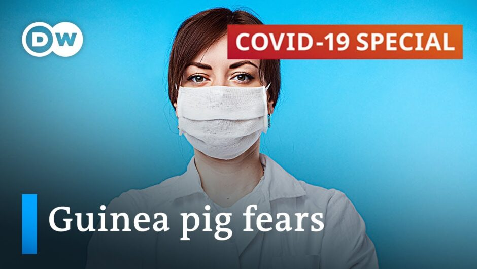 What's behind coronavirus vaccine skepticism? | COVID-19 Special
