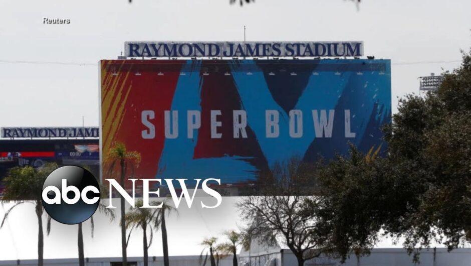 Super Bowl Covid-19 concerns