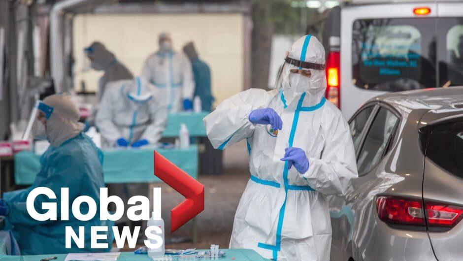 Coronavirus: US heading towards another grim milestone despite vaccine progress