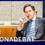 Kamer debatteert over ontwikkelingen rond coronavirus   NU.nl