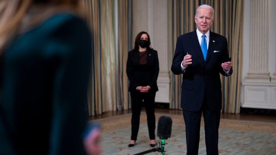 Biden Vows Enough Vaccine 'for Every Adult American' by End of May