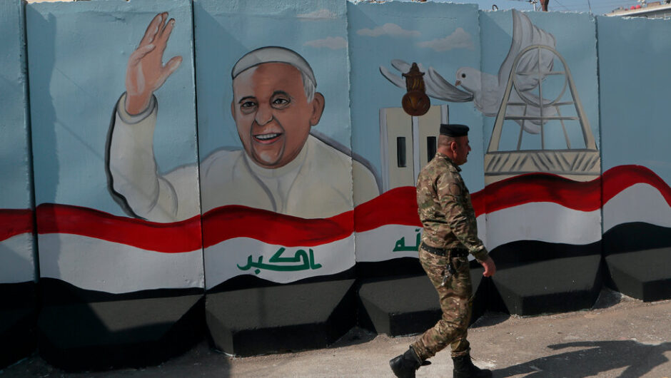 Pope Francis Departs for Iraq: Live Updates