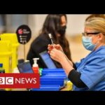 UK hit by vaccine shortage with new bookings put on hold – BBC News