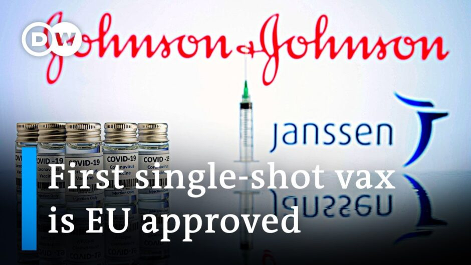 Johnson & Johnson recommended – AstraZeneca questioned   DW News