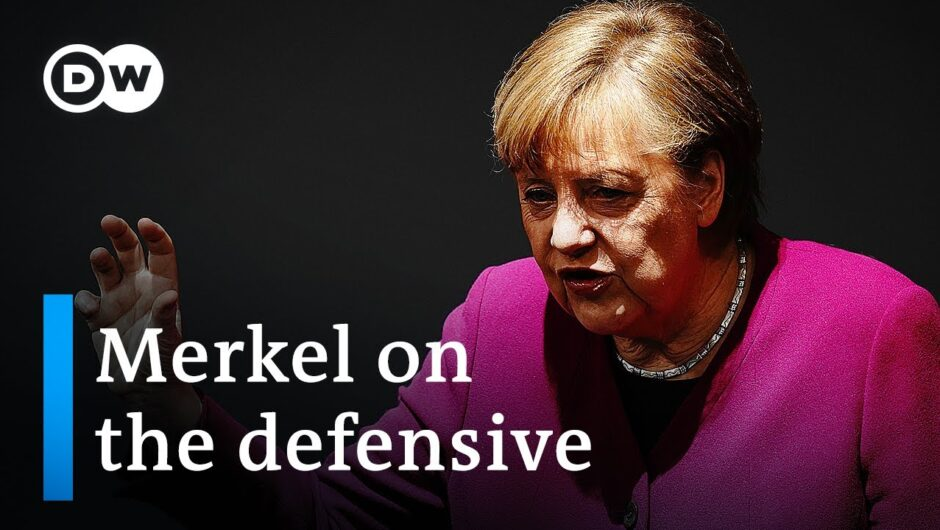 Merkel defends Germany's strategy to battle COVID-19 | DW News