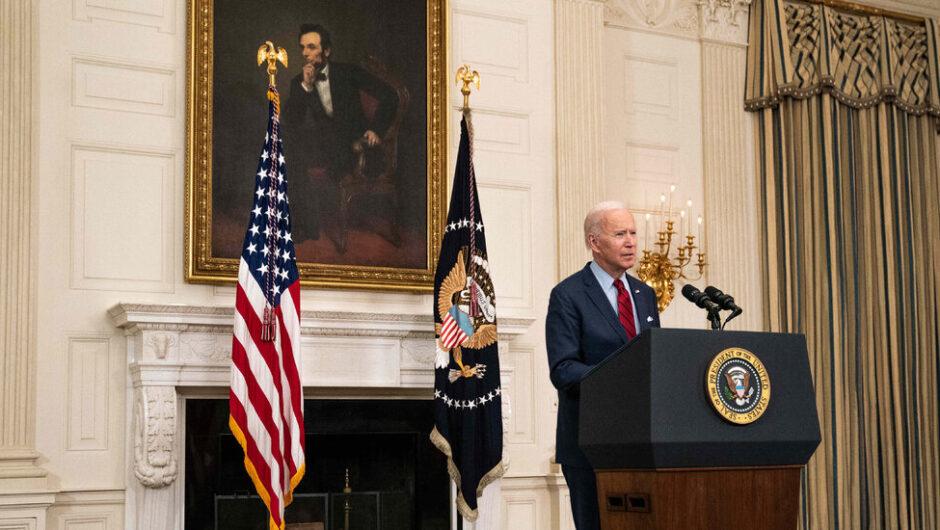 Live Updates: Biden Administration News