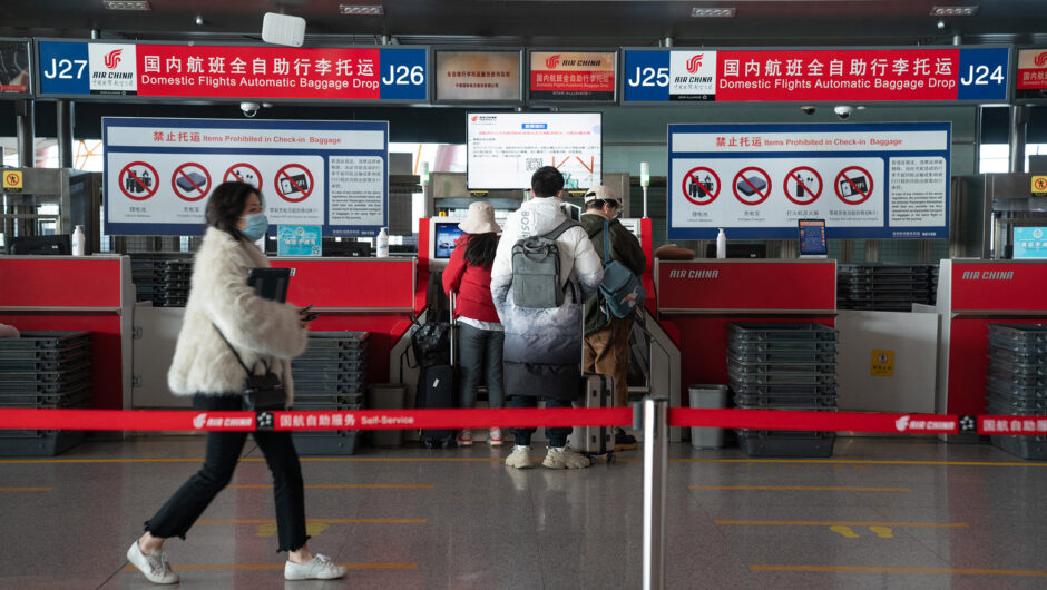 China makes COVID-19 anal swabs mandatory for foreigners
