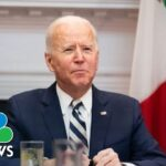 Biden Delivers Remarks About Ongoing Covid Pandemic | NBC News