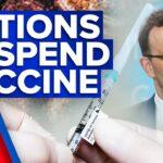 Coronavirus: More nations suspend Astrazeneca vaccine   9 News Australia