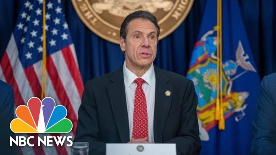 New York Gov. Andrew Cuomo Holds Coronavirus Briefing | NBC News