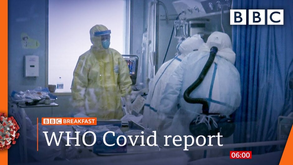 Covid-19: World leaders call for international pandemic treaty @BBC News live 🔴 BBC