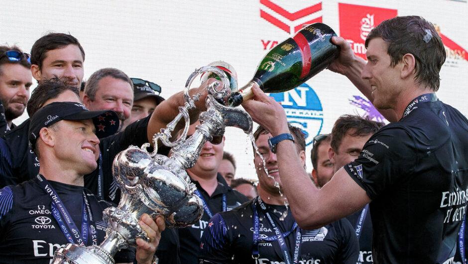 America's Cup: Team New Zealand Beats Luna Rossa to Retain Trophy