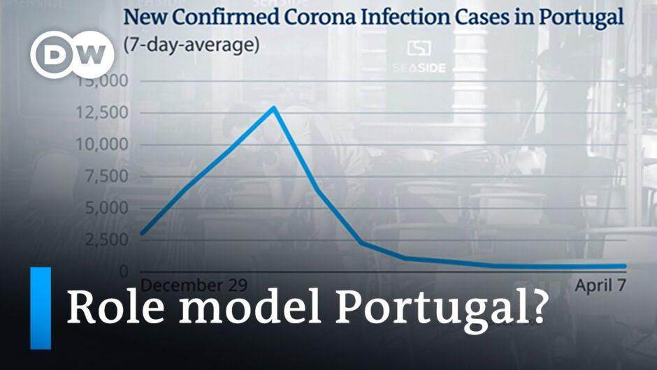 Portugal eases lockdown restrictions +++ Global inequalities amplified   Coronavirus latest news