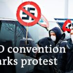 Germany's far-right AfD holds party convention in Dresden   DW News