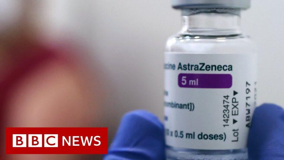EU sues AstraZeneca over Covid vaccine delays – BBC News
