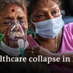 India calls for international help to curb the surge of COVID deaths and infections   DW News