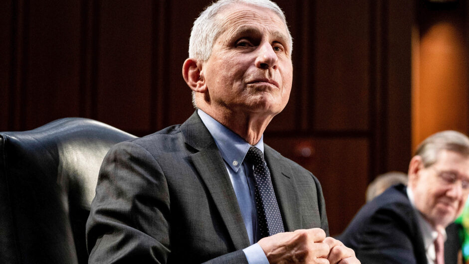 Fauci defends mixed-messaging on masks in early days of pandemic