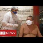 Brazil's remote Amazon communities receive Covid vaccines – BBC News