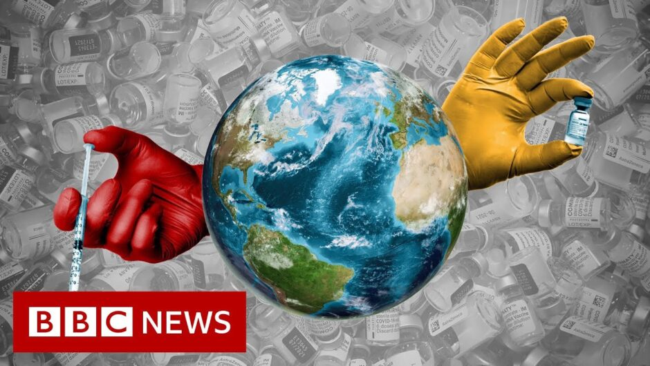 Covid: The race to vaccinate the world – BBC News