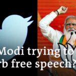 India blocks tweets critical of Modi's handling of COVID crisis | DW News