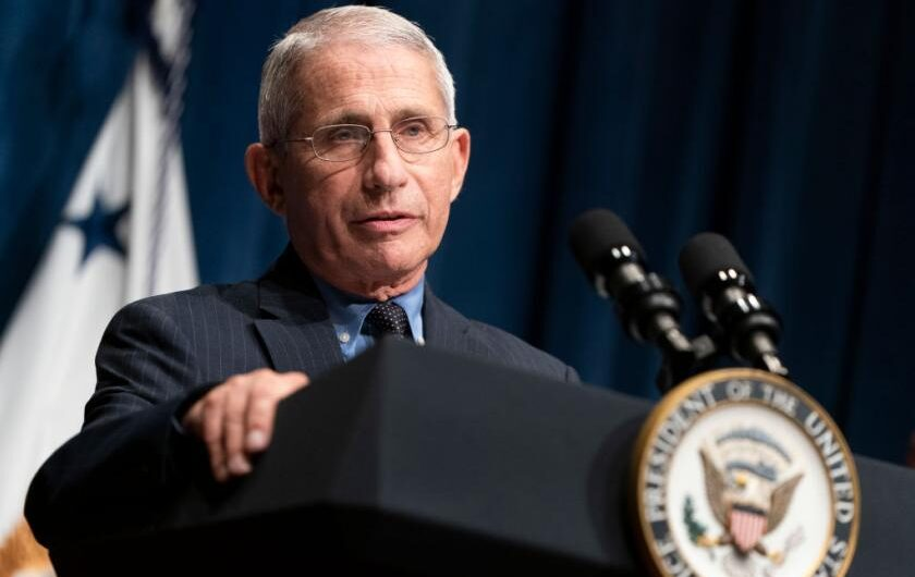 Fauci explains how the U.S. can avoid a later surge in COVID-19 cases