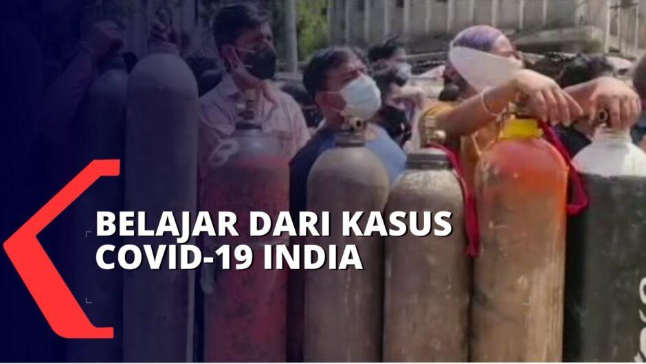 Dapat Pujian dalam Pengendalian Covid-19, Situasi India Kini Berbalik 180 Derajat