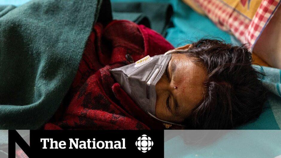 India battles black fungus infections alongside COVID-19