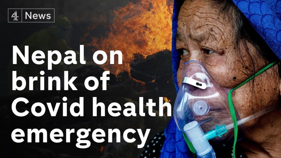 Nepal teeters on edge of Covid-19 health emergency as Indian variant spreads