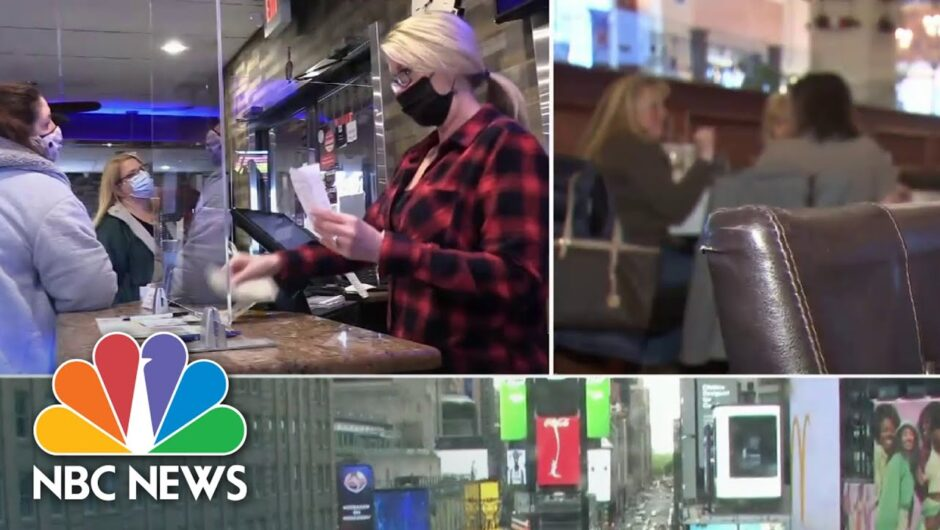Coronavirus: Several States To Let Businesses Reopen | NBC Nightly News