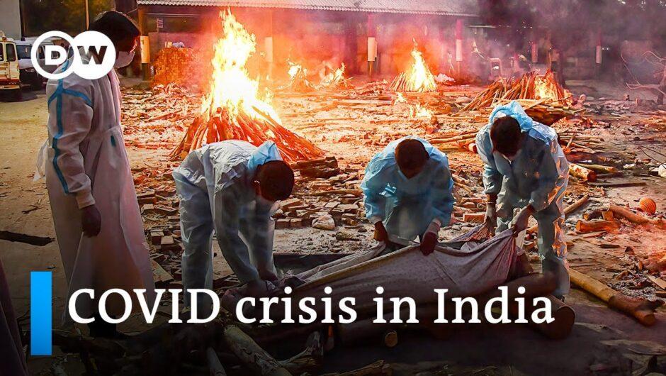 India's official coronavirus case count surpasses 20 million | DW News