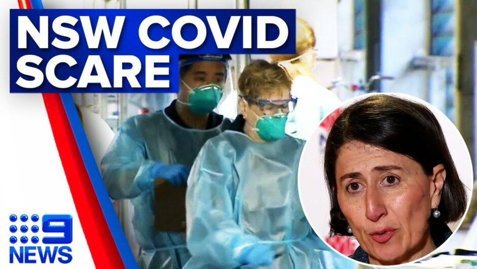 NSW records one new local COVID-19 case | Coronavirus | 9 News Australia