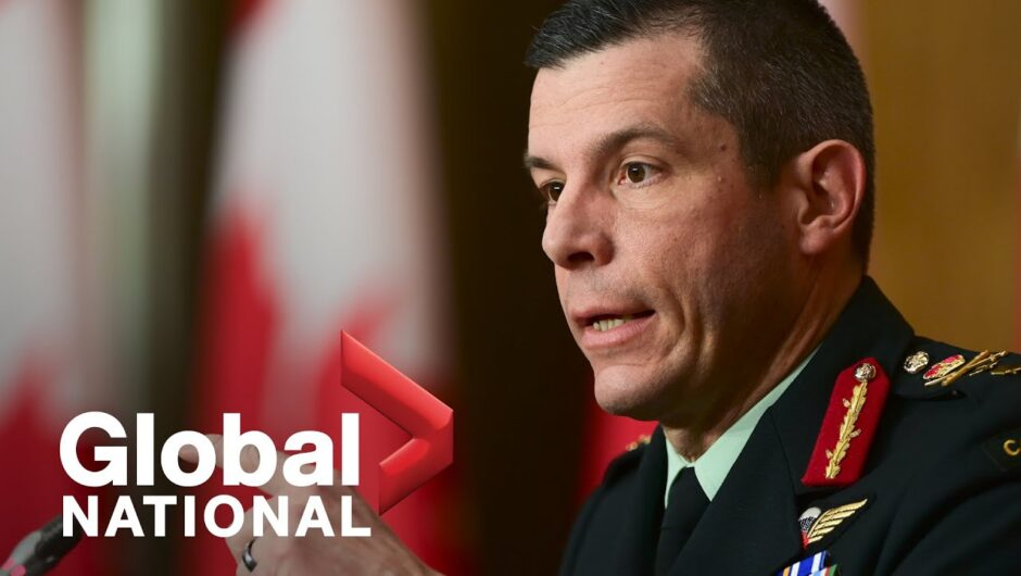 Global National: May 15, 2021 | Will Canada's COVID-19 vaccine rollout slow over Fortin resignation?