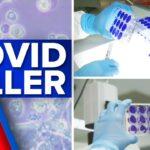 Queensland researchers' discover COVID-19 'heat-seeking missile'   coronavirus    9 News Australia