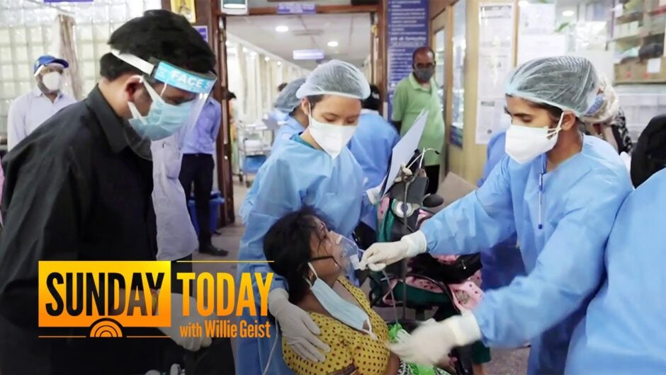 India Drives New Global Peak Of COVID-19 Cases As US Eases Restrictions | Sunday TODAY