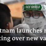 COVID-19: Vietnam faces infection surge | DW News