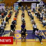 Thailand launches mass Covid vaccination drive – BBC News
