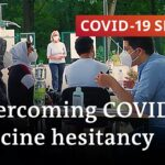 COVID-19 vaccine hesitancy among disadvantaged groups   COVID-19 Special