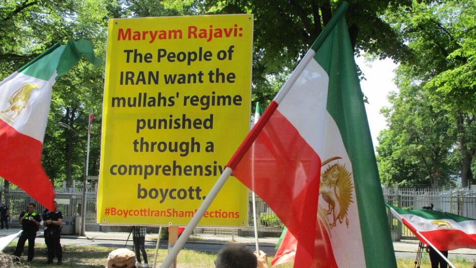 Opinion   Iran Activists Urge Election Boycott. Raisi Likely Winner.