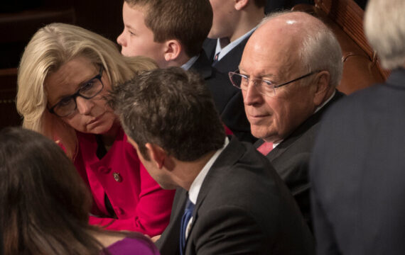 Liz Cheney's Unlikely Journey From G.O.P. Royalty to Republican Outcast