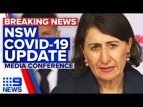 NSW records 22 new local cases   Coronavirus   9 News Australia