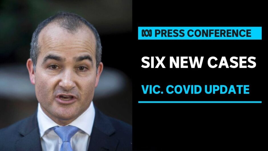 IN FULL: Melbourne's lockdown extended for another week as COVID-19 cluster grows | ABC News